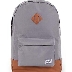 Herschel grey backpack